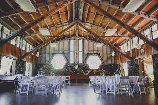 Weddings at Hanging Rock Hall © Savannah Van der Niet