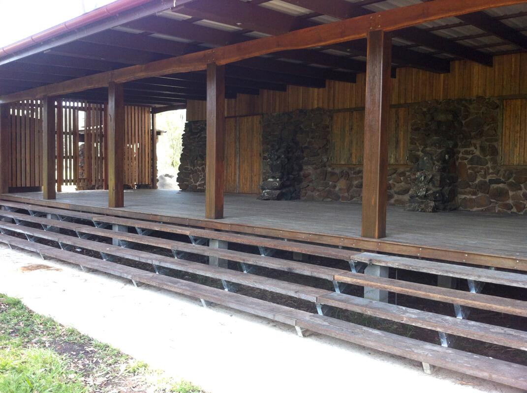 Facilities – Hanging Rock Hall