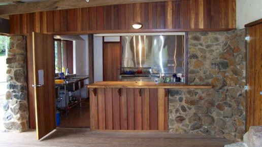 Commercial Kitchen –Facilities at Hanging Rock Hall