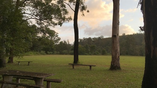 Sports Oval –Facilities at Hanging Rock Hall